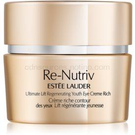 Estée Lauder Re-Nutriv Ultimate Lift vyživujúci očný krém s liftingovým efektom 15 ml