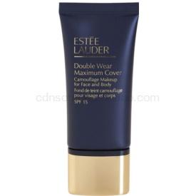 Estée Lauder Double Wear Maximum Cover krycí make-up na tvár a telo odtieň 3C4 Medium/Deep SPF 15 30 ml