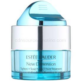 Estée Lauder New Dimension spevňujúci krém na krk a dekolt 50 ml