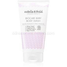 Estelle & Thild BioCare Baby upokojujúci sprchový gél na detskú pokožku 150 ml