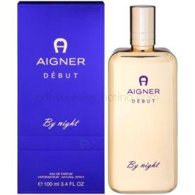 Etienne Aigner Debut by Night Parfumovaná voda pre ženy 100 ml