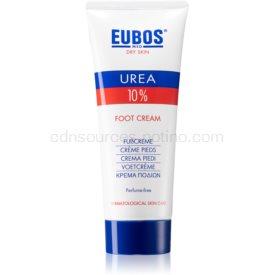 Eubos Dry Skin Urea 10% intenzívny regeneračný krém na nohy 100 ml