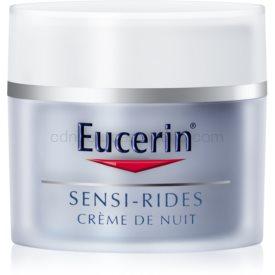 Eucerin Sensi-Rides nočný krém proti vráskam 50 ml