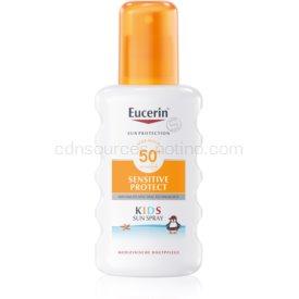 Eucerin Sun Kids ochranný sprej pre deti SPF 50+ 200 ml