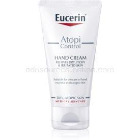 Eucerin AtopiControl krém na ruky pre suchú až atopickú pokožku s extraktom z ovsa 75 ml