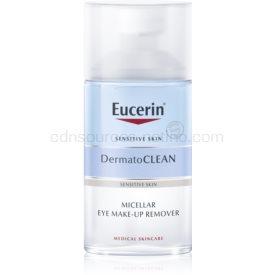 Eucerin DermatoClean dvojfázový odličovač očí 125 ml