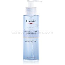 Eucerin DermatoClean čistiaci pleťový gél s hydratačným účinkom 200 ml
