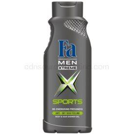Fa Men Xtreme Sports sprchový gél na telo a vlasy 400 ml