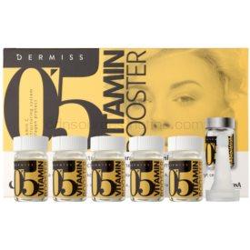 Farmona Dermiss Vitamin Booster obnovujúca nočná starostlivosť s vitamínom C 5 x 5 ml