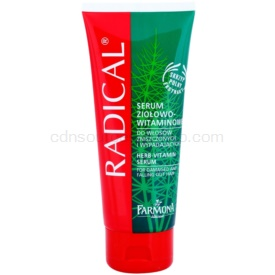 Farmona Radical Hair Loss bylinné vlasové sérum s vitamínmi 100 ml