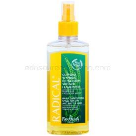 Farmona Radical Dry & Brittle Hair kondicionér v spreji s regeneračným účinkom 200 ml