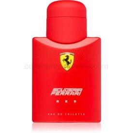 Ferrari Scuderia Ferrari Red toaletná voda pre mužov 75 ml