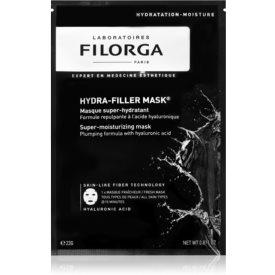 Filorga Hydra Filler hydratačná pleťová maska s kyselinou hyalurónovou multipack 12 x 23 g