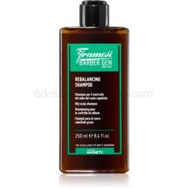 Framesi Barber Gen Rebalancing šampón pre mastné vlasy a vlasovú pokožku 250 ml