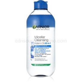 Garnier Skin Naturals ošetrujúca micelárna voda pre veľmi citlivé oči s kontaktnými šošovkami 400 ml