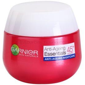 Garnier Essentials nočný krém proti vráskam 50 ml