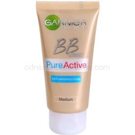 Garnier Pure Active BB krém proti nedokonalostiam pleti Medium 50 ml