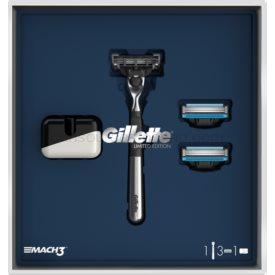 Gillette Mach 3 sada na holenie III. (pre mužov)