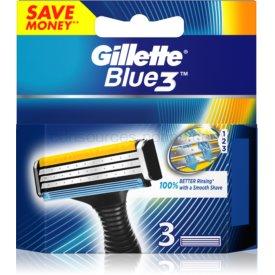 Gillette Blue3 náhradné žiletky 3 ks