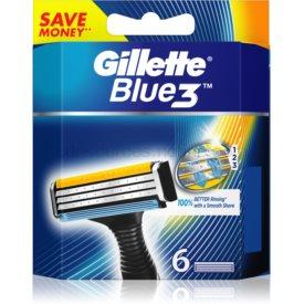 Gillette Blue3 náhradné žiletky 6 ks