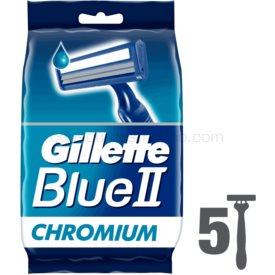 Gillette Blue II jednorazové žiletky 5 ks