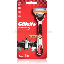 Gillette Fusion5 Power batériový holiaci strojček