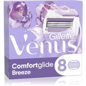 Gillette Venus ComfortGlide Breeze náhradné žiletky 8 ks