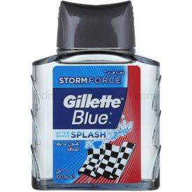 Gillette Blue Splash voda po holení 100 ml