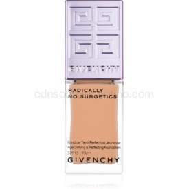 Givenchy Radically No Surgetics omladzujúci make-up SPF 15 odtieň 06 Radiant Bronze 25 ml