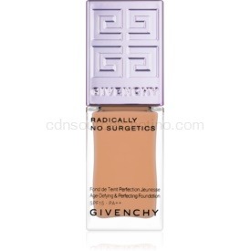 Givenchy Radically No Surgetics omladzujúci make-up SPF 15 odtieň 07 Radiant Copper 25 ml