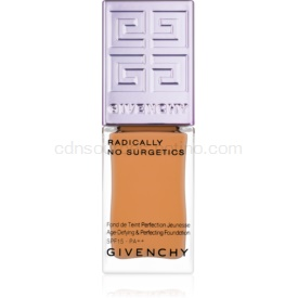 Givenchy Radically No Surgetics omladzujúci make-up SPF 15 odtieň 08 Radiant Cinnamon 25 ml