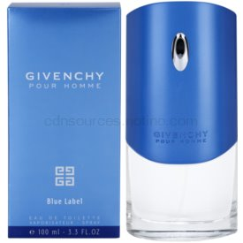 Givenchy Givenchy Pour Homme Blue Label toaletná voda pre mužov 100 ml