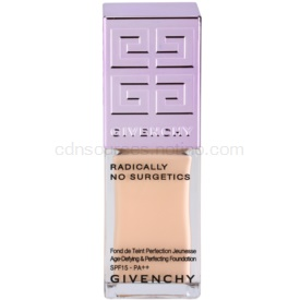 Givenchy Radically No Surgetics omladzujúci make-up SPF 15 odtieň 02 Radiant Opal 25 ml