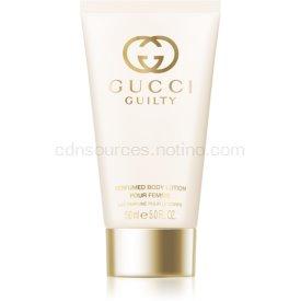 Gucci Guilty Pour Femme telové mlieko pre ženy