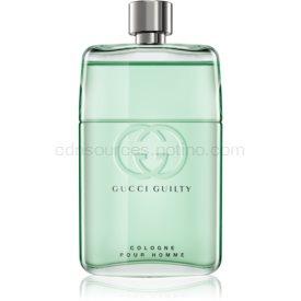 Gucci Guilty Cologne Pour Homme toaletná voda pre mužov 150 ml