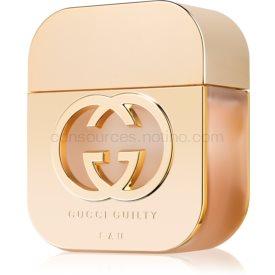Gucci Guilty Eau toaletná voda pre ženy 50 ml