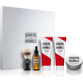Hawkins & Brimble Natural Grooming Elemi & Ginseng kozmetická sada I. pre mužov