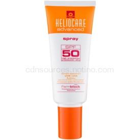 Heliocare Advanced opaľovací sprej SPF 50 200 ml
