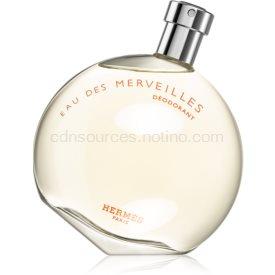 Hermès Eau des Merveilles deodorant s rozprašovačom pre ženy 100 ml
