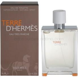 Hermès Terre d'Hermès Eau Très Fraîche toaletná voda pre mužov 75 ml