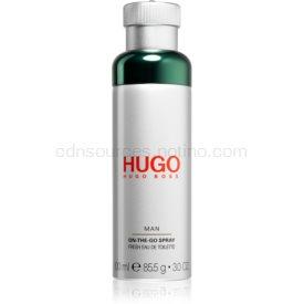 Hugo Boss HUGO Man toaletná voda v spreji pre mužov 100 ml