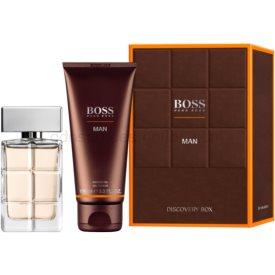 Hugo Boss Boss Orange Man darčeková sada XI. pre mužov