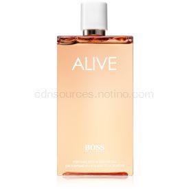 Hugo Boss BOSS Alive sprchový a kúpeľový gél pre ženy 200 ml
