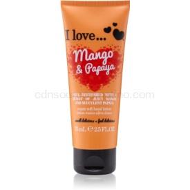 I love... Mango & Papaya krém na ruky 75 ml
