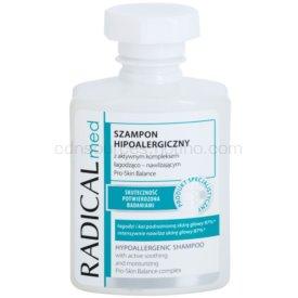 Ideepharm Radical Med Psoriasis hypoalergénny šampón pre vlasovú pokožku s lupienkou 300 ml