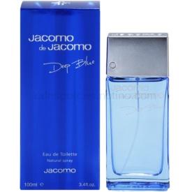 Jacomo Jacomo de Jacomo Deep Blue toaletná voda pre mužov 100 ml