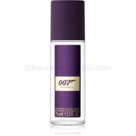 James Bond 007 James Bond 007 for Women III deodorant s rozprašovačom pre ženy 75 ml