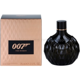 James Bond 007 James Bond 007 for Women parfumovaná voda pre ženy 75 ml