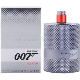 James Bond 007 Quantum toaletná voda pre mužov 125 ml