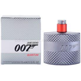 James Bond 007 Quantum toaletná voda pre mužov 75 ml